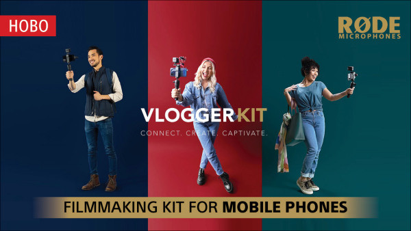 Rode Vlogger Kit