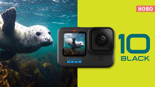 Екшън камера GoPro HERO10 в магазини ФотоСинтезис