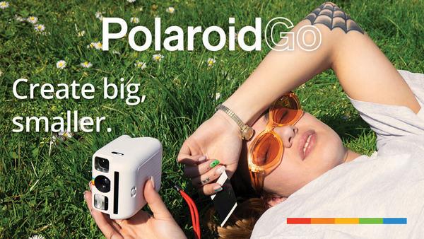 Polaroid GO - само във ФотоСинтезис! Мини фотоапарат за моментни снимки