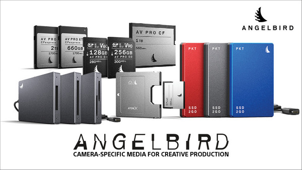 Angelbird - карти памет, SSD и аксесоари в магазини ФотоСинтезис