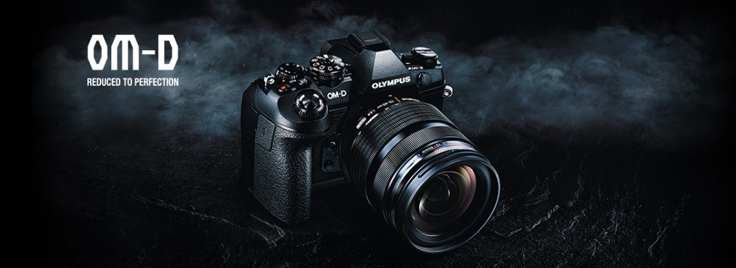 OLYMPUS OM-D E-M1 MARK II BLACK BODY