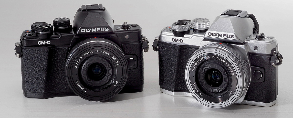 OLYMPUS OM-D E-M10 MARK II BLACK BODY